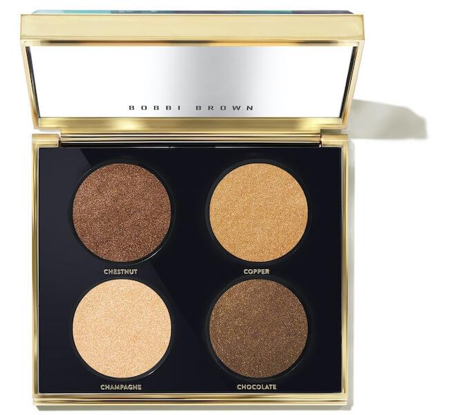 Luxe Eyeshadow Bronze Palette  (リュクス アイシャドウ ジュレ ブロンズ パレット)