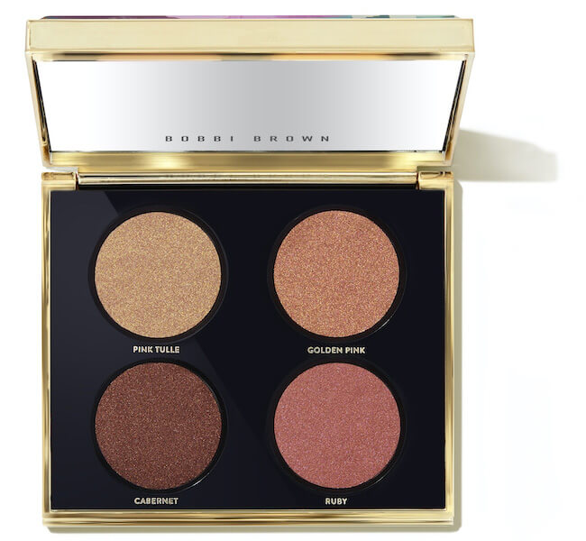 Luxe Eyeshadow Burgundy Palette  (リュクス アイシャドウ ジュレ バーガンディー パレット)