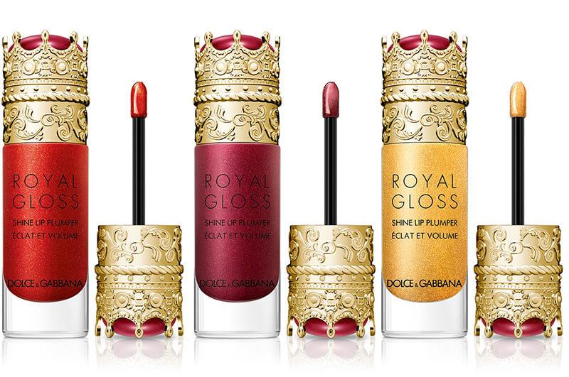 D&G Royal Gloss Shine Lip Plumper  (ロイヤル グロス シャインリップ プランパー)