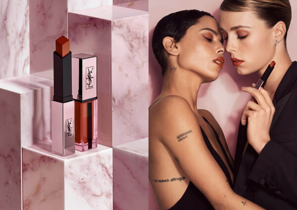 YSL NEW ROUGE PURE COUTURE HOLIDAY COLLECTION (ニュー ルージュ ピュール クチュール ホリデーコレクション)