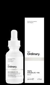 The Ordinary(ジオーディナリー)Alpha Arbutin 2% + HA (αアルブチン2%+HA)